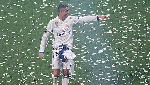 Cristiano Ronaldo verdacht van belastingfraude