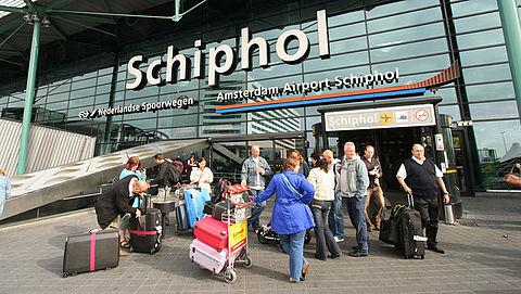 Oekraïense oplichters aangehouden op Schiphol