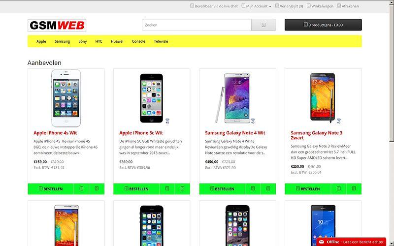 'Doe geen aankopen bij gsmwebdeals.com'