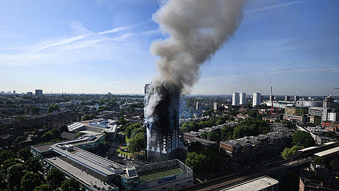 Duo deed zich voor als slachtoffers megabrand Londen