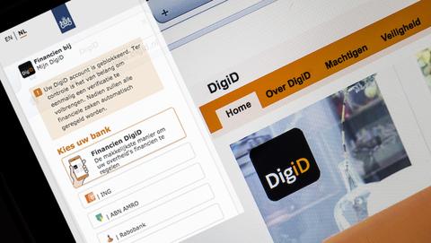Oplichters misbruiken 'DigiD' om aan bankgegegevens te komen