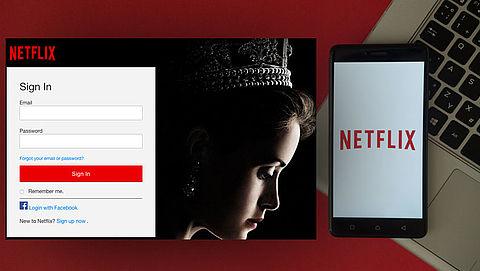 Pas op voor phishingmail 'Netflix'