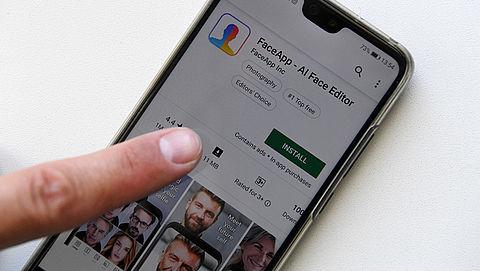 Politie waarschuwt voor fotobewerkingsapp FaceApp