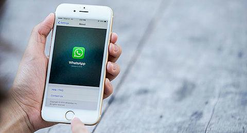 WhatsApp-fraudeurs aangehouden: vrouw maakte 10.000 euro over naar 'zoon'