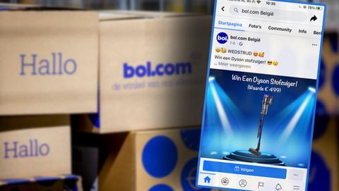 Valse Facebook-winactie namens 'Bol.com' betreft creditcardfraude door oplichters