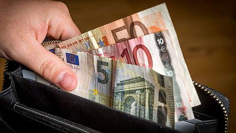 Minder valse eurobiljetten in Nederland