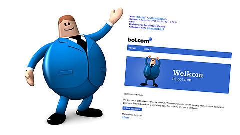 Valse e-mail bol.com: 'accountverificatie'