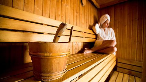 Man opgepakt voor uploaden saunafilmpjes
