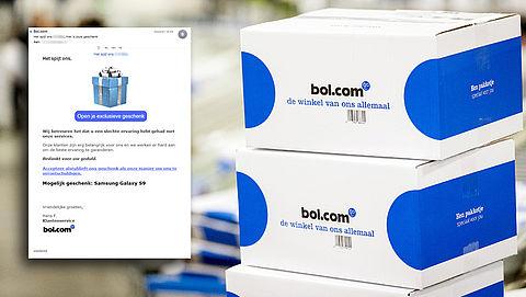 Pas op voor valse mail 'bol.com' over geschenk na klacht
