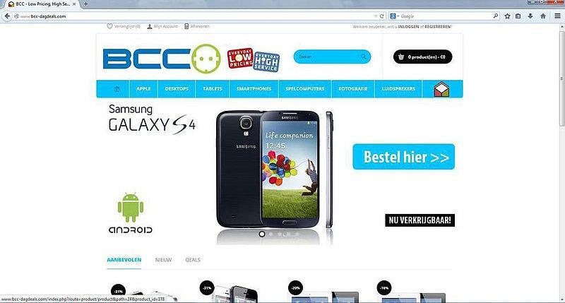 'bcc-dagdeals.com is nep'