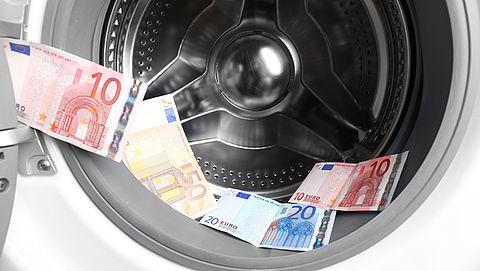350.000 euro in wasmachine gevonden, verdachte witwassen opgepakt