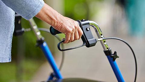 Alerte bejaarde voorkomt diefstal door babbeltruc