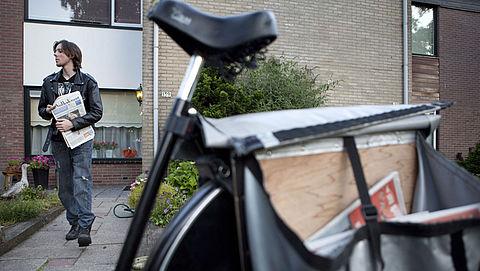 Politie waarschuwt voor nepkrantenbezorgers
