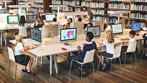 Scholen slachtoffer van DDos-aanval