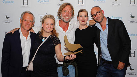 Opgelicht?! wint House of Animals Award