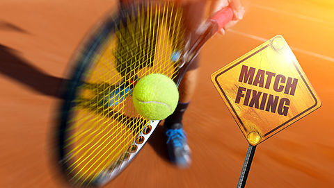 Arrestaties wegens matchfixing in tennis