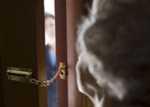 Inbrekers bezorgen niet aan huis