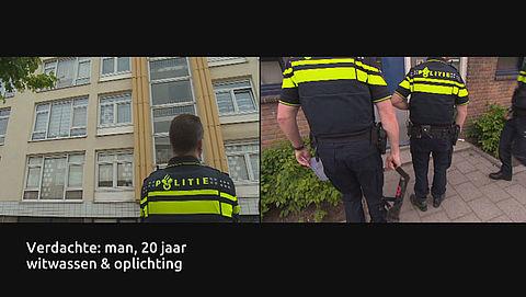 Boodschap politie-actieweekend: word geen geldezel!