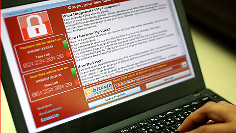 WannaCry-held opgepakt in Las Vegas