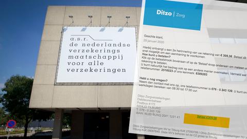 Trap niet in spookfactuur van 'Ditzo verzekeringen'