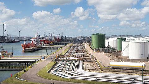 OM eist boete tegen BP om gesjoemel met afval