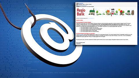 Pas op voor nepmail 'RegioBank' over nieuwe digipas
