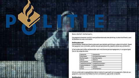 Politie: persoonsgegevens 20.000 mensen komen voor in onderzoek naar digitale oplichting