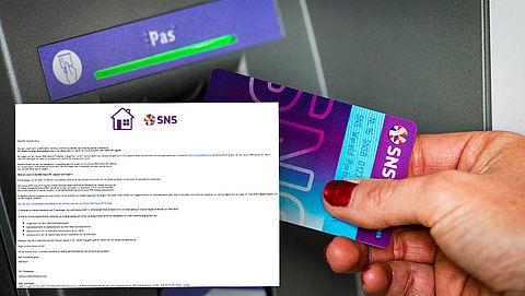 Phishingmail 'SNS Bank' over vernieuwde digipas
