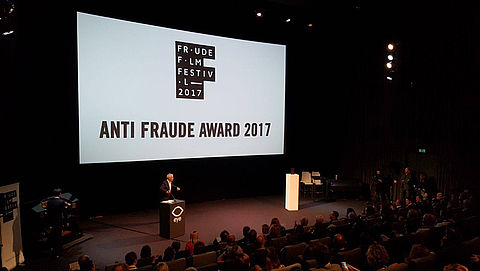 Team High Tech Crime wint Anti Fraude Award