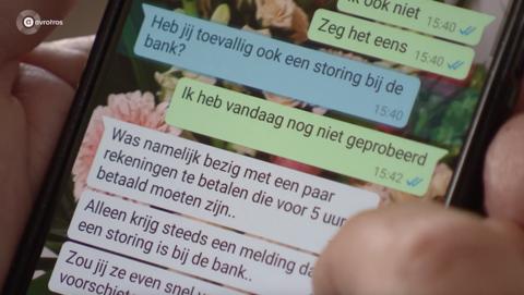 Explosieve stijging van WhatsAppfraude: 'Dit jaar al voor 2,6 miljoen euro aan schade'