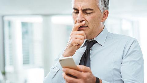 Forse stijging in meldingen van fraude via Whatsapp