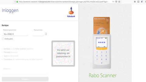 Valse mail van 'Rabobank' kan gerust worden verwijderd