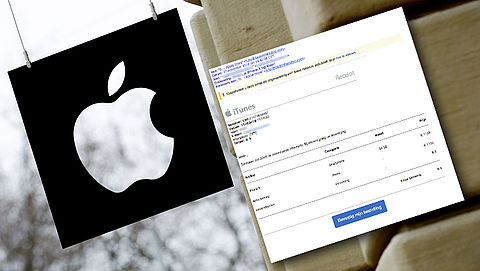 Nepfactuur 'Apple' leidt tot duur abonnement