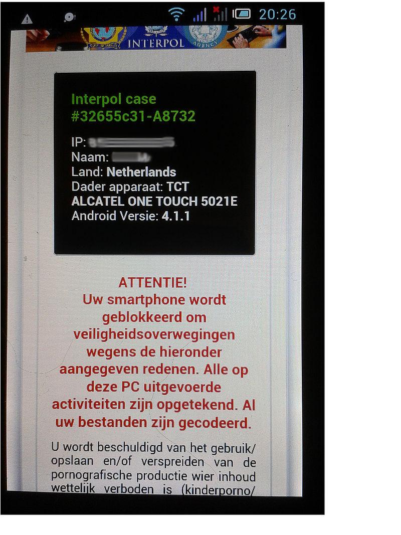 Pas op voor Android-virus via open wifi