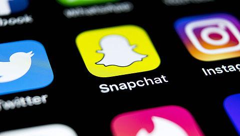Politie: 'Stevige groei van oplichting via Snapchat'
