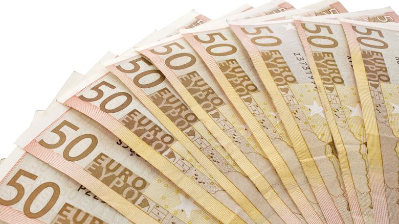 Meer dan 20.000 nepbiljetten onderschept in 2018
