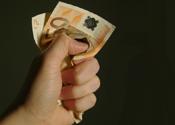 Twee aanhoudingen na betalen met vals geld