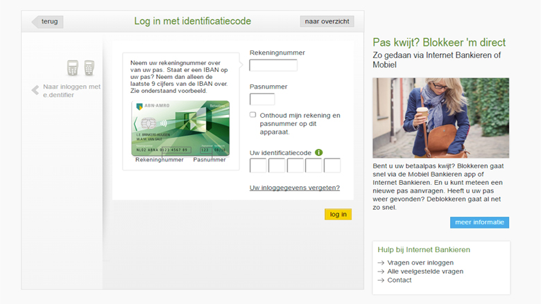 Pas op! Er is een ABN AMRO phishingmail in omloop