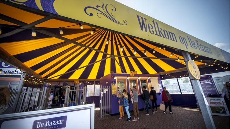 Onderzoek merkenfraude Bazaar Beverwijk stopgezet