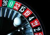 Croupier licht casino op
