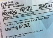 Beyoncé-fans opgelicht met concertkaarten
