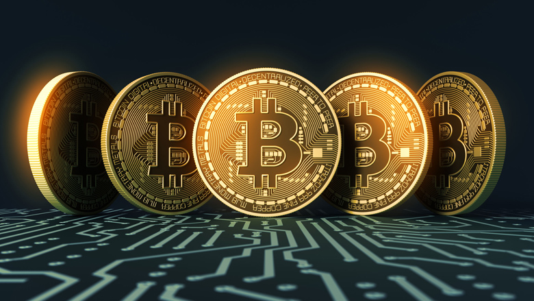 Minister: bitcoin geheel voor eigen risico