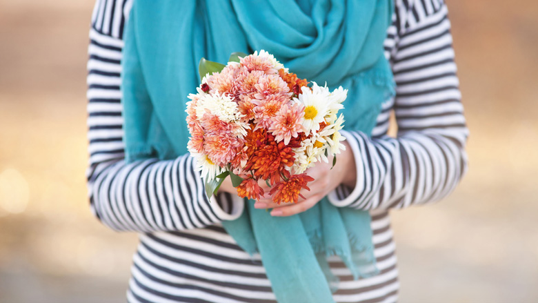 Pas op voor brutale babbeltruc met bloemstuk