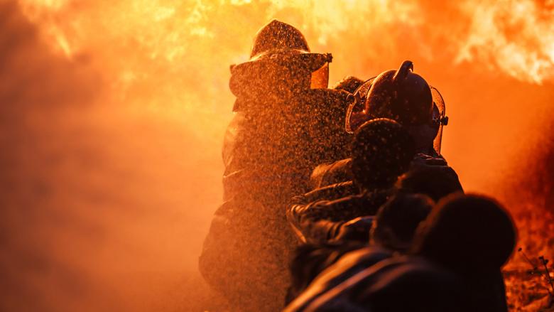 Lange celstraffen voor oplichters brandverzekering