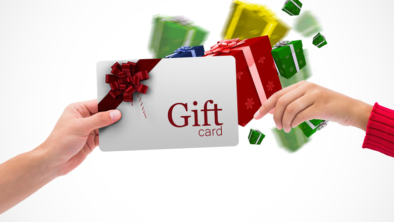 Maatregelen tegen fraude met cadeaukaarten