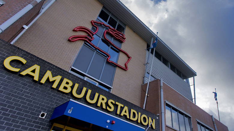 Werkstraf voor frauderende penningmeester supportersvereniging Cambuur