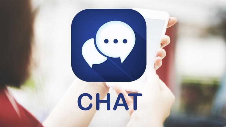 Chat met de politie over internetoplichting