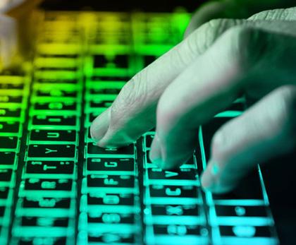 'Helft van bedrijven loopt tegen cybercrime aan'
