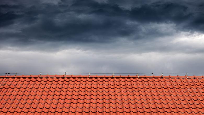 Oplichter doet zich voor als stormschademedewerker