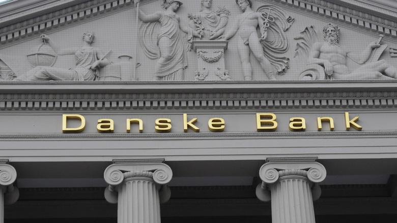 Voorlopige aanklacht Deense bank in witwaszaak